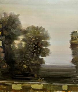 """Bild """"Baum"""" (2019) (Unikat)"""