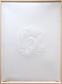 "Bild ""Papierrelief #3"" (2021) (Unikat)"