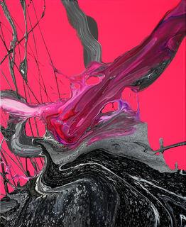 "Bild ""NS 100"" (2020) (Unikat)"
