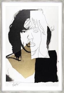 "Bild ""Mick Jagger (FS.2 146)"" (1975)"