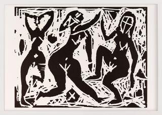 """Bild """"Die Drei-Frauen-Maschine"""" (1990)"""