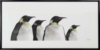 """Bild """"Snow Birds"""" (2021) (Unikat)"""