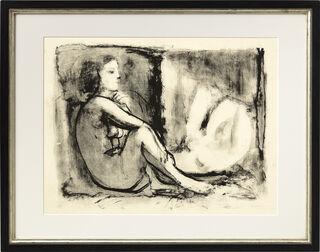 """Bild """"Les deux femmes nues"""" (1945)"""