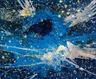 """Bild """"Expansion Z-115"""" (2003) (Unikat)"""