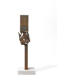 """Skulptur """"Drehung XX"""" (2021) (Unikat)"""