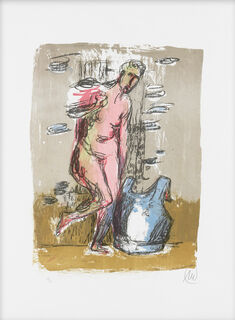 "Bild ""Frau mit Panier"" (2014)"