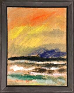 """Bild """"Farbsprache I"""" (1999) (Unikat)"""