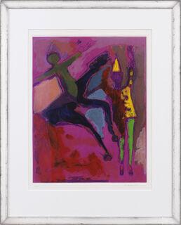 """Bild """"Marino from Shakespeare II, Tafel VI"""" (1978)"""