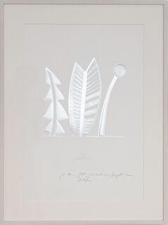 """Bild """"Formen des Wachsens"""" (1992)"""