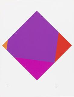 "Bild ""Transkoloration VIII"" (1986)"