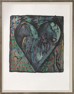 """Bild """"The Hand-Coloured Viennese Hearts VI"""" (1990)"""
