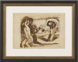 """Bild """"Die Werbung"""" (1947)"""