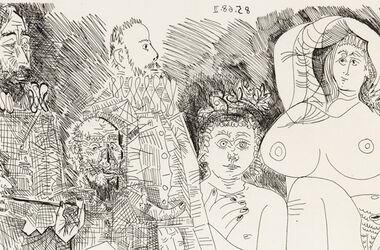 Schwarz-Weiß in der Kunst – alles andere als farblos