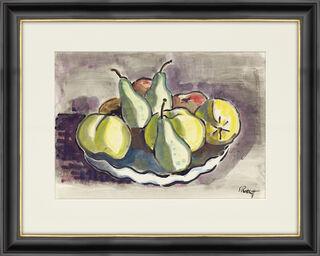 """Bild """"Stillleben mit Äpfeln und Birnen"""" (Unikat)"""
