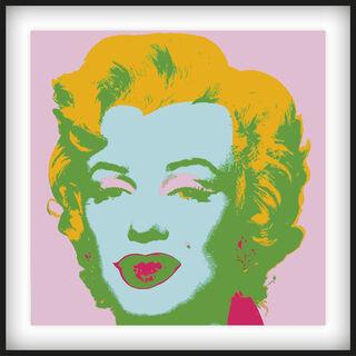 """Bild """"Marilyn Monroe (FS II.28)"""" (1967)"""