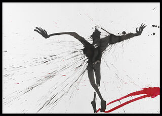 "Bild ""Ohne Titel (Z 03 001)"" (2003) (Unikat)"