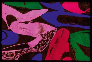 """Bild """"Shoes FS II.254"""" (1980)"""