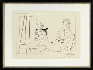 """Bild """"Le Modèle étendu"""" (1954)"""