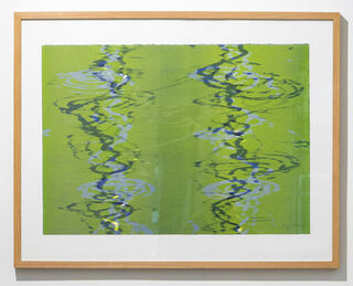 "Bild ""Wassermusik"" (2015) (Unikat)"
