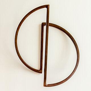 "Skulptur ""Schleife 31 - Stahl Edition"" (1999)"