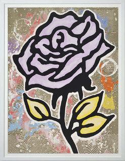 """Bild """"Violet Rose"""" (2015)"""