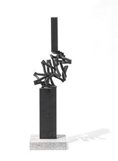 """Skulptur """"Drehung XXVI"""" (2021) (Unikat)"""