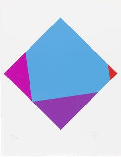 "Bild ""Transkoloration VI"" (1986)"