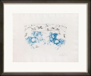 """Bild """"Combat de cavaliers"""" (1971)"""