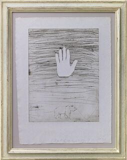 """Bild """"Hand"""" (1972)"""