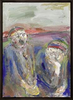 "Bild ""Infanteriesoldaten"" (2008) (Unikat)"