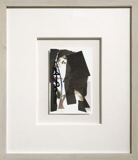 "Bild ""Mick Jagger - Promotional Cards (X)"" (1975)"