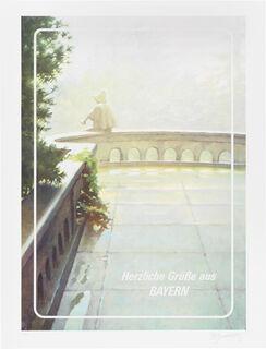 """Bild aus der Mappe """"Kinderstern"""" (1989)"""