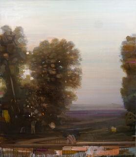 "Bild ""großer Baum I"" (2020) (Unikat)"