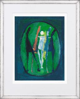 "Bild ""Marino from Shakespeare II, Tafel I"" (1978)"