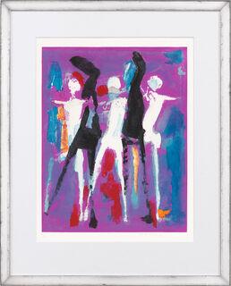 """Bild """"Marino from Shakespeare II, Tafel IV"""" (1978)"""