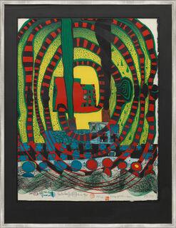 """Bild """"652 Seereise II - Reise zur See und mit der Bahn"""" (1967)"""