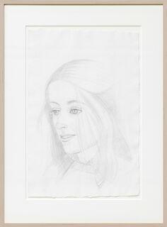 """Bild """"Caroline"""" (1976) (Unikat)"""