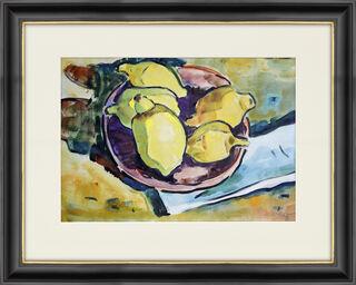 "Bild ""Zitronen"" (1943) (Unikat)"