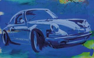 """Bild """"Porsche 911"""" (2020) (Unikat)"""