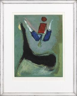 """Bild """"Marino from Shakespeare II, Tafel III"""" (1978)"""