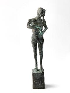 """Skulptur """"Kleine Kaysa"""" (2016)"""