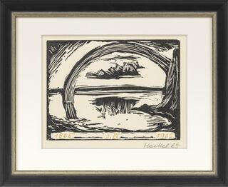 """Bild """"Regenbogen"""" (1965)"""
