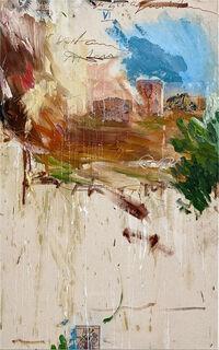 "Bild ""Untitled (Rythm 6 - Harbista)"" (2020) (Unikat)"