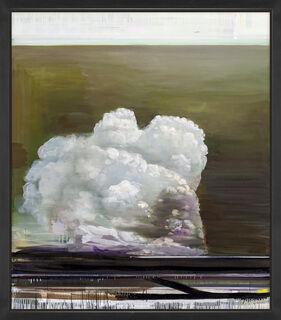 "Bild ""Wolke"" (2016) (Unikat)"