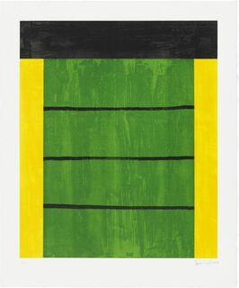 """Bild """"Erker Suite 2000, Blatt 8"""" (2000)"""