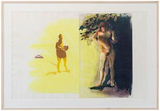 """Bild """"Inner Tube"""" aus dem Portfolio """"Beach Scenes I-IV"""" (1989)"""