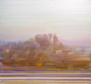 "Bild ""Berg"" (2020) (Unikat)"