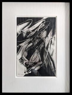 "Bild ""Kleph III"" (1996) (Unikat)"
