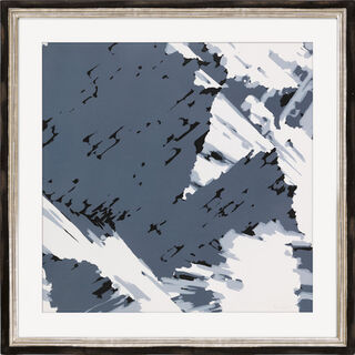 "Bild ""Schweizer Alpen I (B3)"" (1969)"