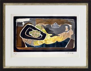 """Bild """"Théière et Raisin"""" (ca. 1955)"""